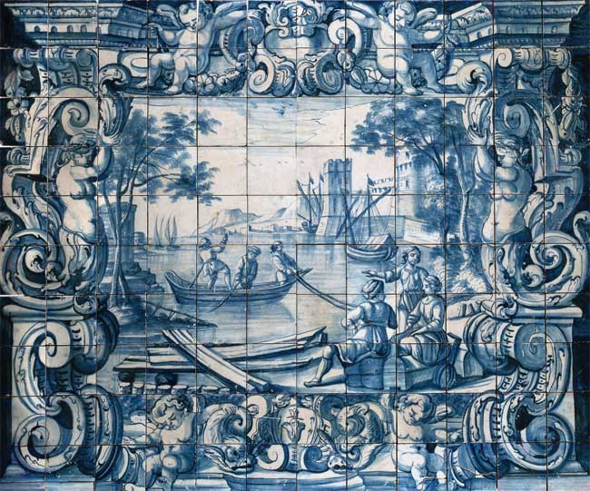 Azulejo portugueses for Casa dos azulejos lisboa