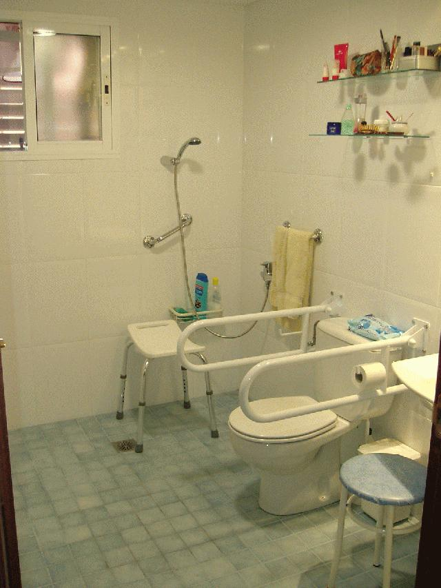 Banheiro para Idoso  Acessibilidade e Adaptar  Construdeia -> Banheiros Simples Para Idosos