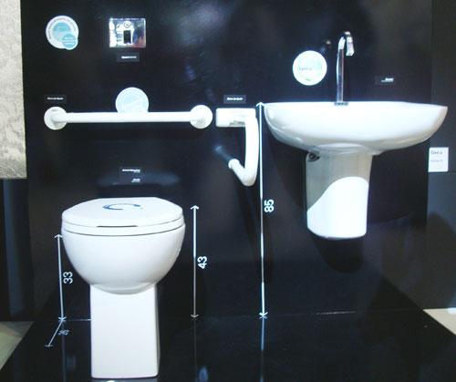Banheiro para Idoso  Acessibilidade e Adaptar  Construdeia -> Banheiro Pequeno Adaptado Para Idoso