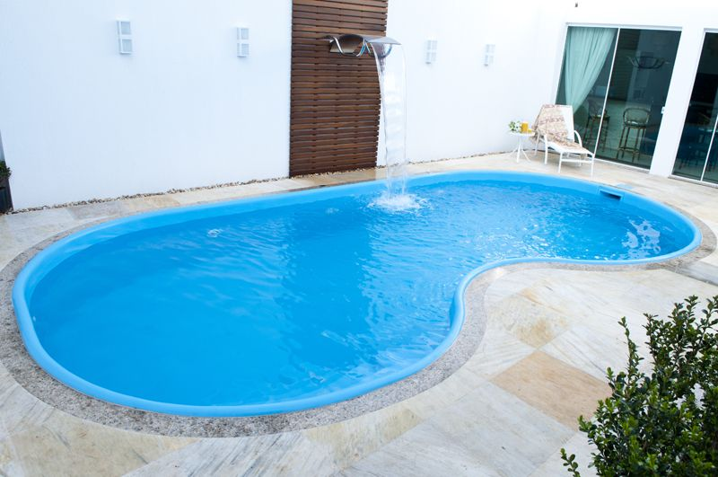Bordas para piscina de fibra for Ideias para piscina de fibra