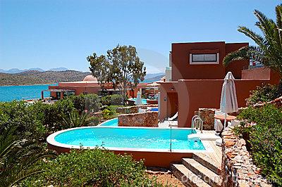 Casa de campo com piscina for Casas de campo con jardin y piscina