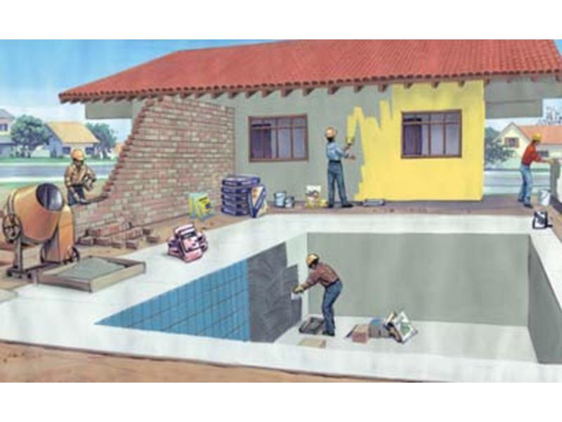 Casa em reforma constru o e material construdeia - Reforma en casa ...