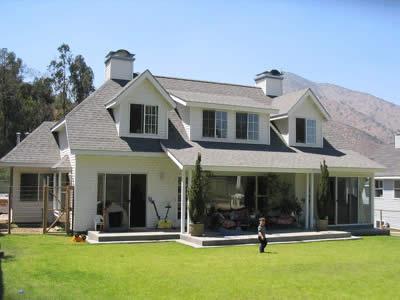 Casas americanas de luxo Casas americanas interior