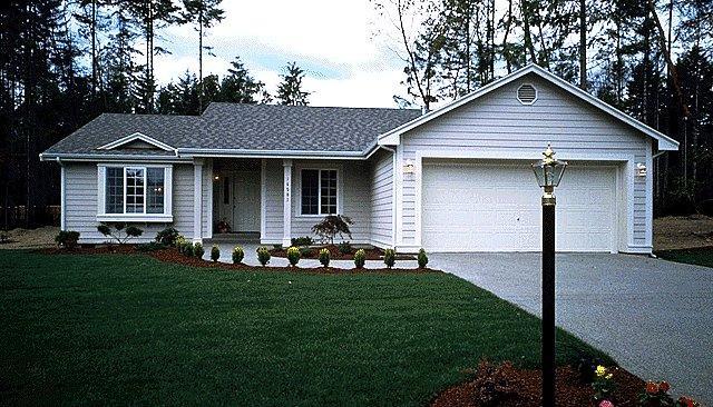 Casas americana de madeira plantas e modelos for Modelos de casas americanas modernas