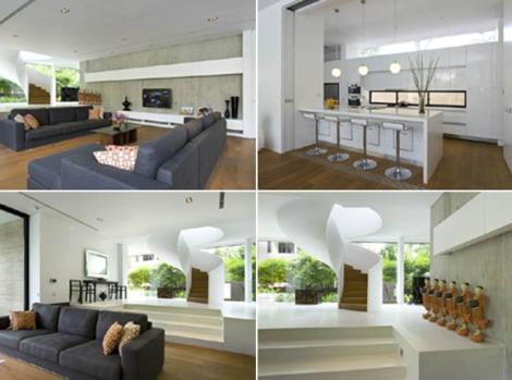 Casas Com Arquitetura Moderna