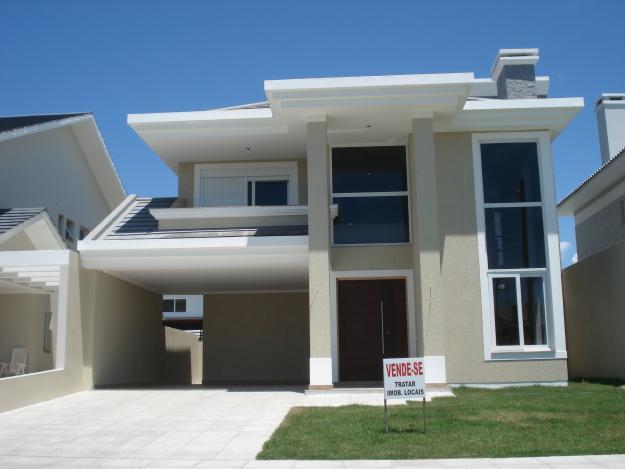 Casas Com Garagem Embaixo Projeto E Sobrado