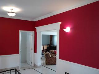 Casas com pinturas modernas cores e tintas construdeia for Pinturas 2016 para casas