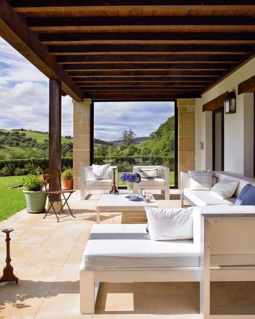 Casas de campo com varanda - Ideas para construir casas campo ...