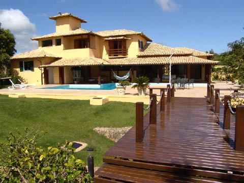 Casas de luxo no brasil for Casas modernas brasil