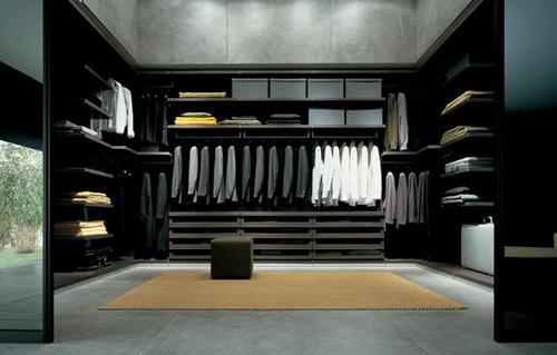 Closet moderno su tes e quartos construdeia for Design firms in europe