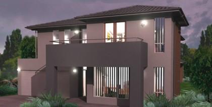Cores para casas modernas tintas e texturas for Cores modernas para fachadas de casas 2016