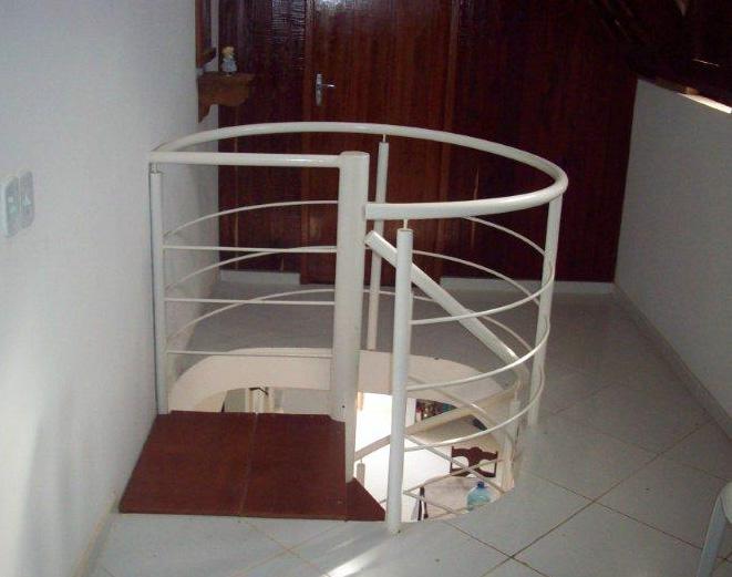 Escada Modelo Caracol Escadas Millenium Beautiful Scenery