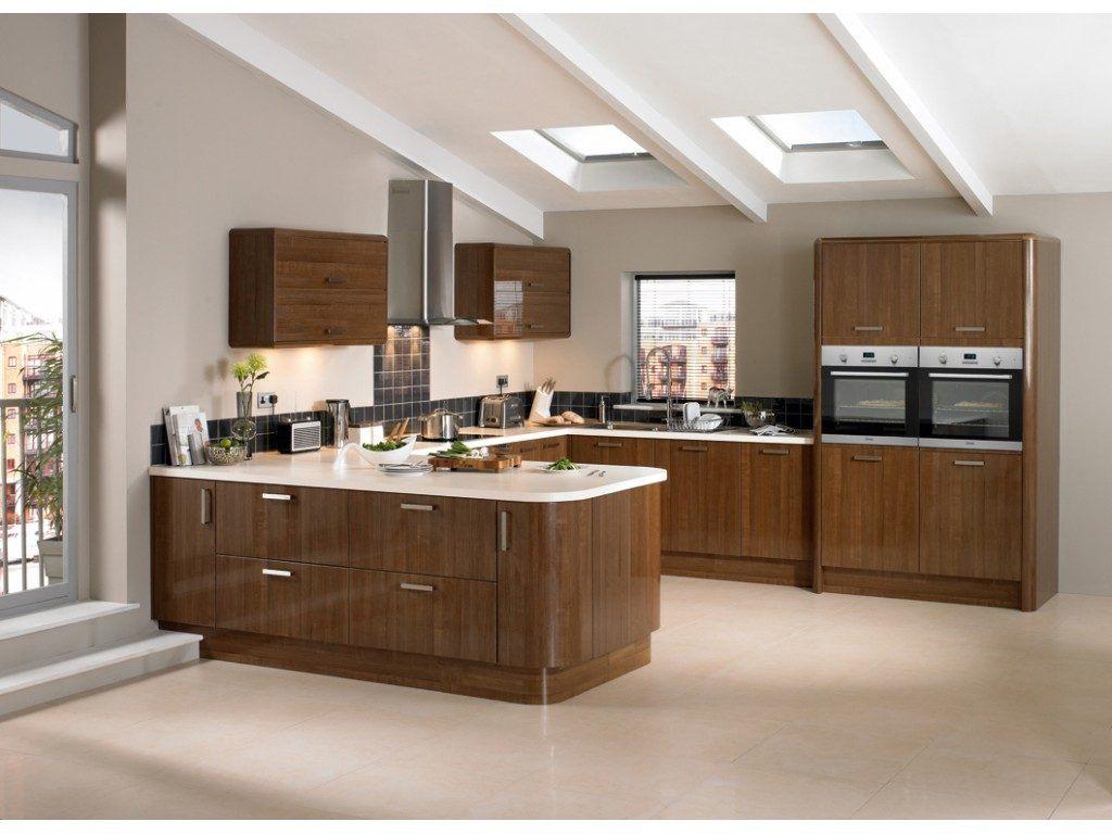 Cozinha com madeira acabamento e revestimento construdeia - Cocinas de disenos ...