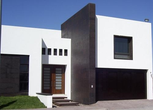 fachada de casa minimalista 9jpg - Casas Minimalistas