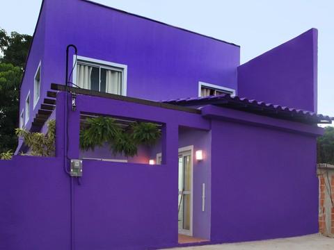 Frente de casas pintadas 7 for Frentes de casas pintadas
