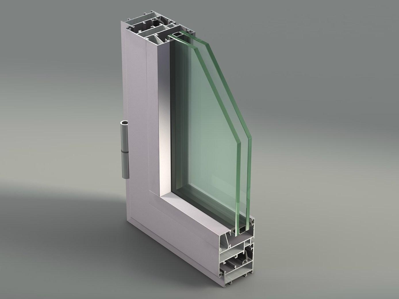 #495D4E Guarnição de Janela Esquadria e Portas Construdeia 4174 Guarnição Para Janela De Aluminio Sasazaki