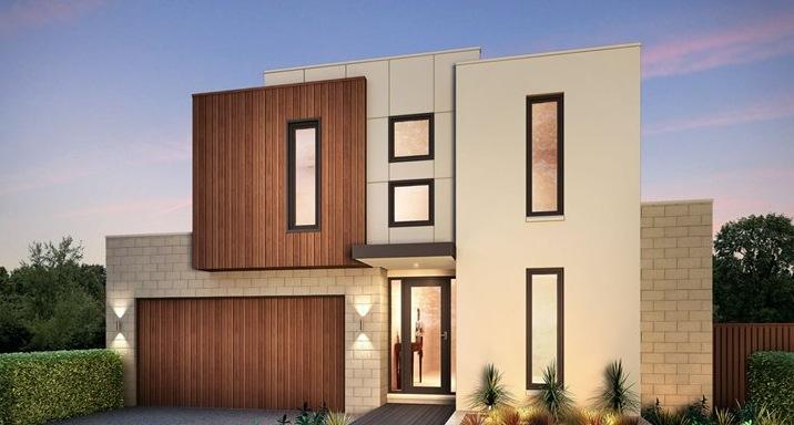 Materiales para fachadas modernas latest fachada de casa - Materiales para fachadas modernas ...