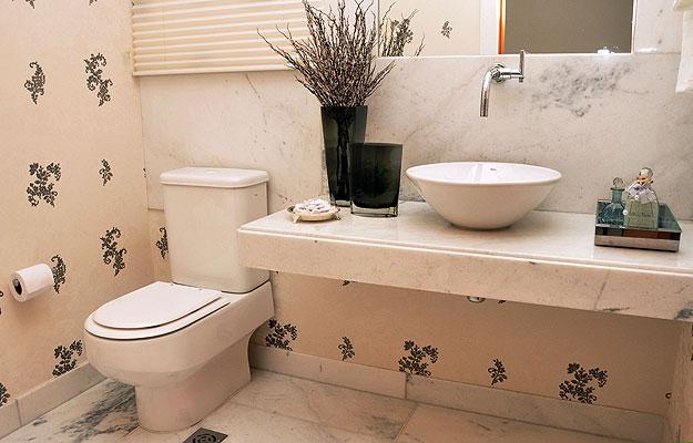 Banheiro Moderno E Funcional Blindex E Granito Cozinha Pratica E Pictures to  -> Decoracao De Banheiro Com Granito Preto