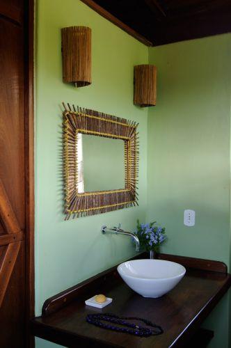 Lustre Rústico para Banheiro  Iluminação e Modernos  Construdeia -> Lustre Banheiro Moderno