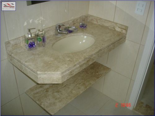 Gabinete Para Banheiro Como instalar pia de granito no banheiro -> Como Assentar Pia De Granito No Banheiro