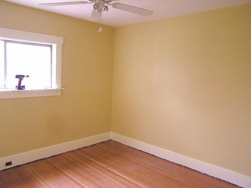 Parede de casa na cor palha for Fotos paredes pintadas