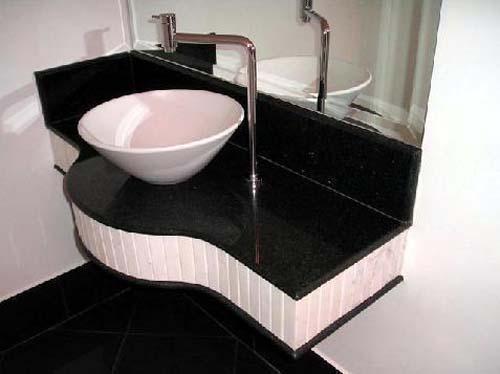 Top Armario De Pia Para Banheiro Wallpapers -> Como Limpar Pia De Banheiro De Fibra