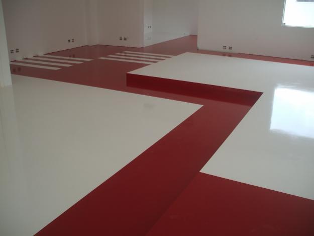 pintura de pisos modernos cer mica e porcelanato