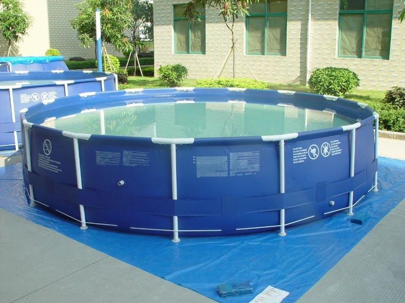 piscina de plastico 10000 litros quadrada