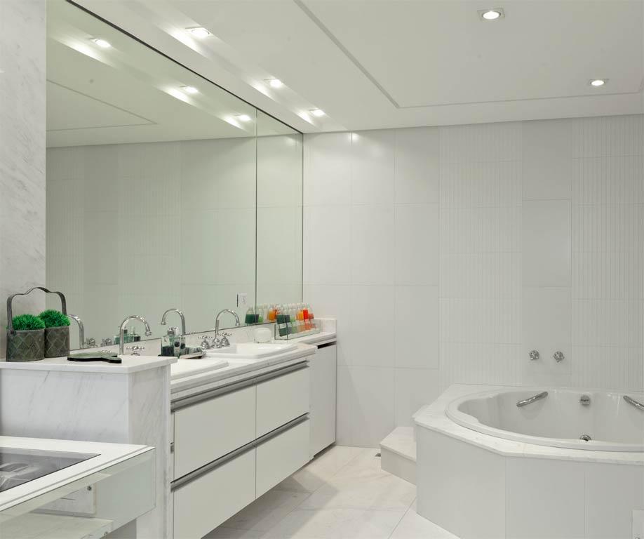 decoracao piso branco : decoracao piso branco:Piso Branco para Banheiro – Revestimento e Cerâmica