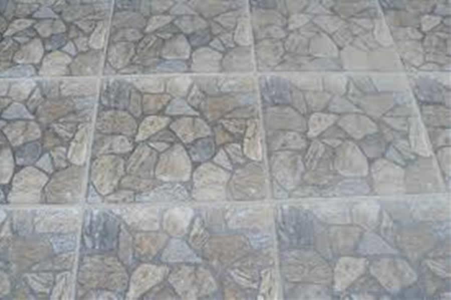 Piso para Quintal  Cerâmica e Revestimento  Construdeia