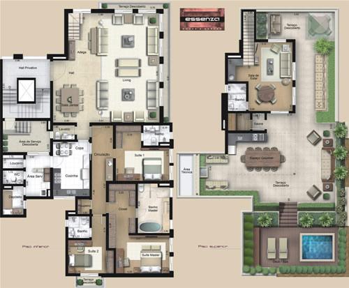 ... Plantas De Casas Duplex 13 ...