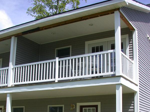 Sacada de casas fachada e fotos construdeia for Modelos de frentes para casas