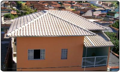 Tipos de telhado colonial