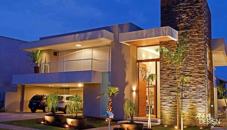 Index of wp content gallery telhados modernos embutidos for Modelos de fachadas modernas
