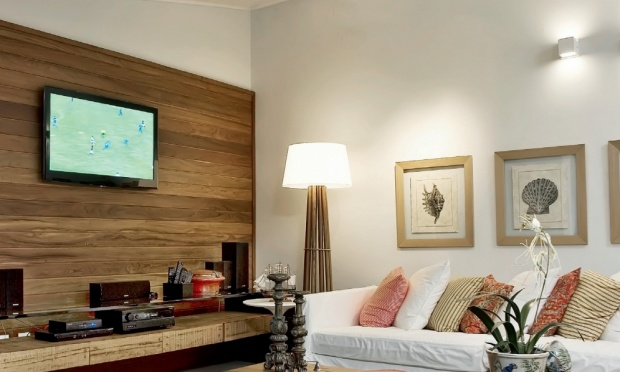 Iluminacao Para Sala De Estar E Tv ~ Dicas de Iluminação para cada Ambiente  Lâmpadas e Luminárias