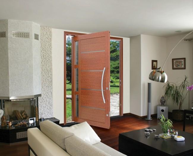 Portas e janelas modernas esquadrias e alumin o for Aberturas para casas modernas