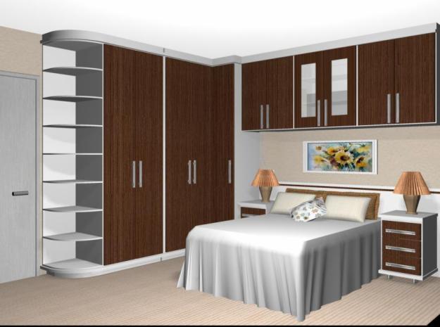 Quarto Sob Medida Móveis e Dormitórios Construdeia com ~ Tapetes Para Quarto Sob Medida