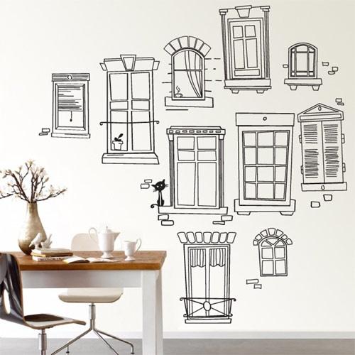 Kitchen Window Drawing: Desenho De Janela - Modelos E Imagens