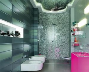 Modelo de Azulejo para Banheiro