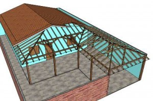 Projeto de Telhado