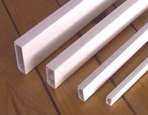Canaletas de PVC
