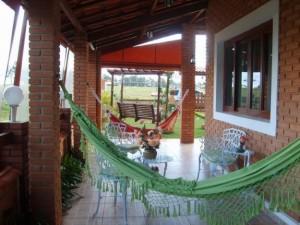 Casas de Campo com Varanda