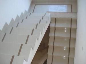 Escada com Porcelanato
