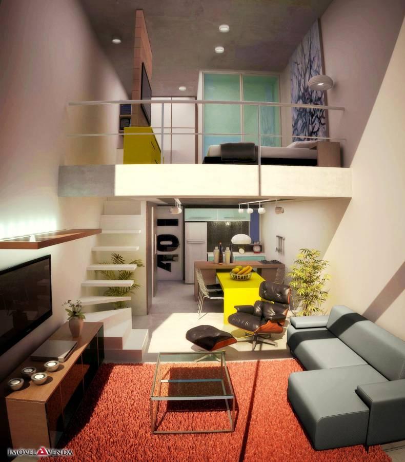 Loft duplex projeto e constru o for Decorar piso tipo loft
