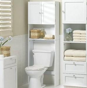 Armário de Roupas para Banheiro