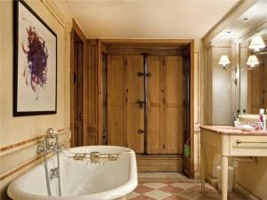 Porta de Madeira para Banheiro