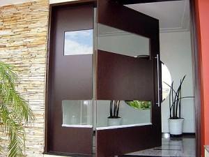Portas Pivotantes Modernas 2013