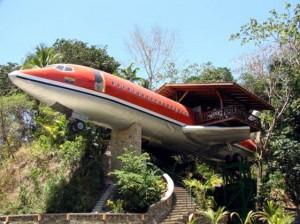 Casa Feita com Avião
