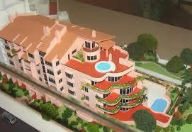 Maquete de Casas