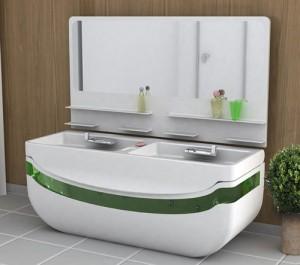 Modelo de Pia para Banheiro